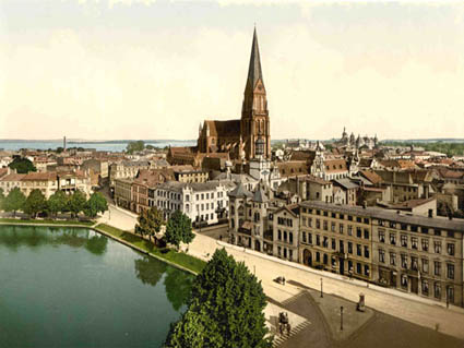 Pictures of Schwerin