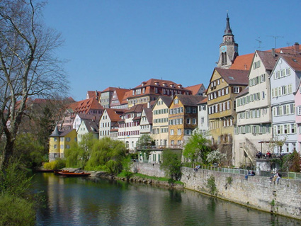 Pictures of Tuebingen
