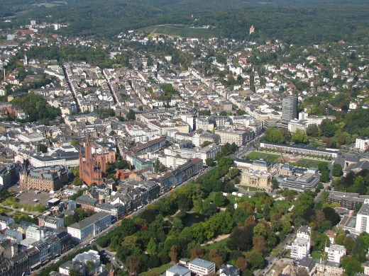 Pictures of Wiesbaden