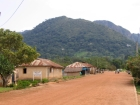 Mount Afadjato, highest point of Ghana