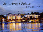 Beaurivage Palace - Lausanne