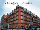 Hotel Claridges, London