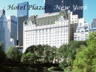 Hotel Plaza - New York