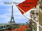 Hotel Plaza Athenee - Paris