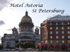 Hotel Astoria, St Petersburg