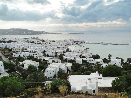 Pictures of Mykonos