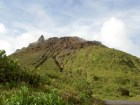 La Grande Soufriere, highest point of Guadeloupe