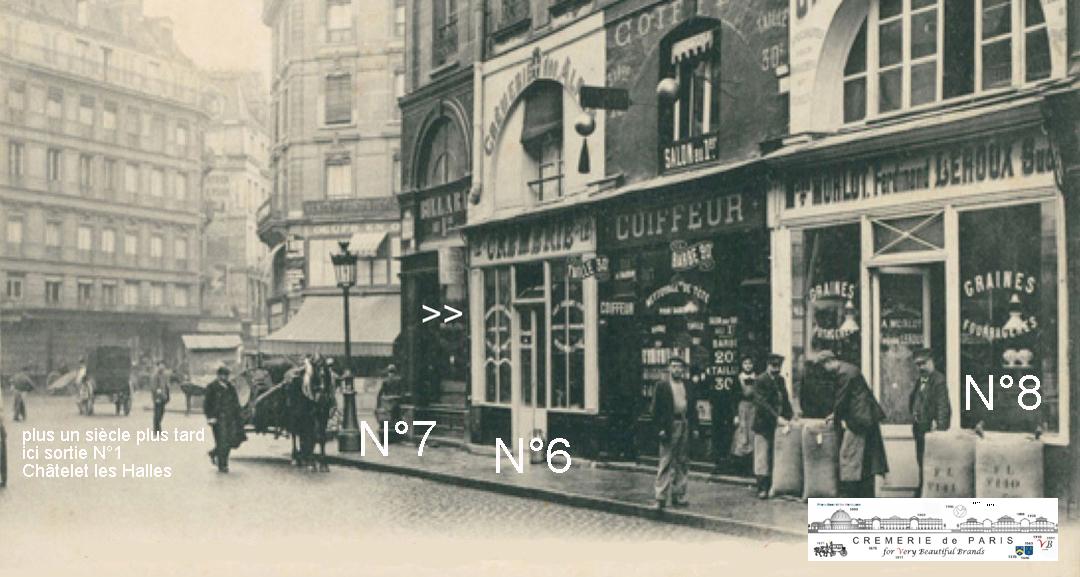 Cremerie de Paris N°6