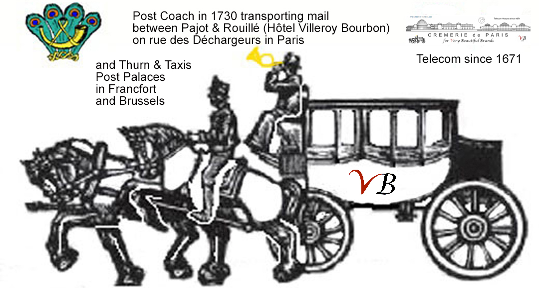 Pajot & Rouillé / Thurn & Taxis Post Coach