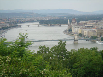 Pictures of Budapest
