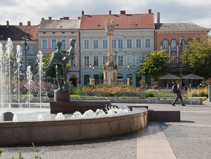 Pictures of Szombathely
