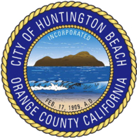 Seal of Huntington Beach