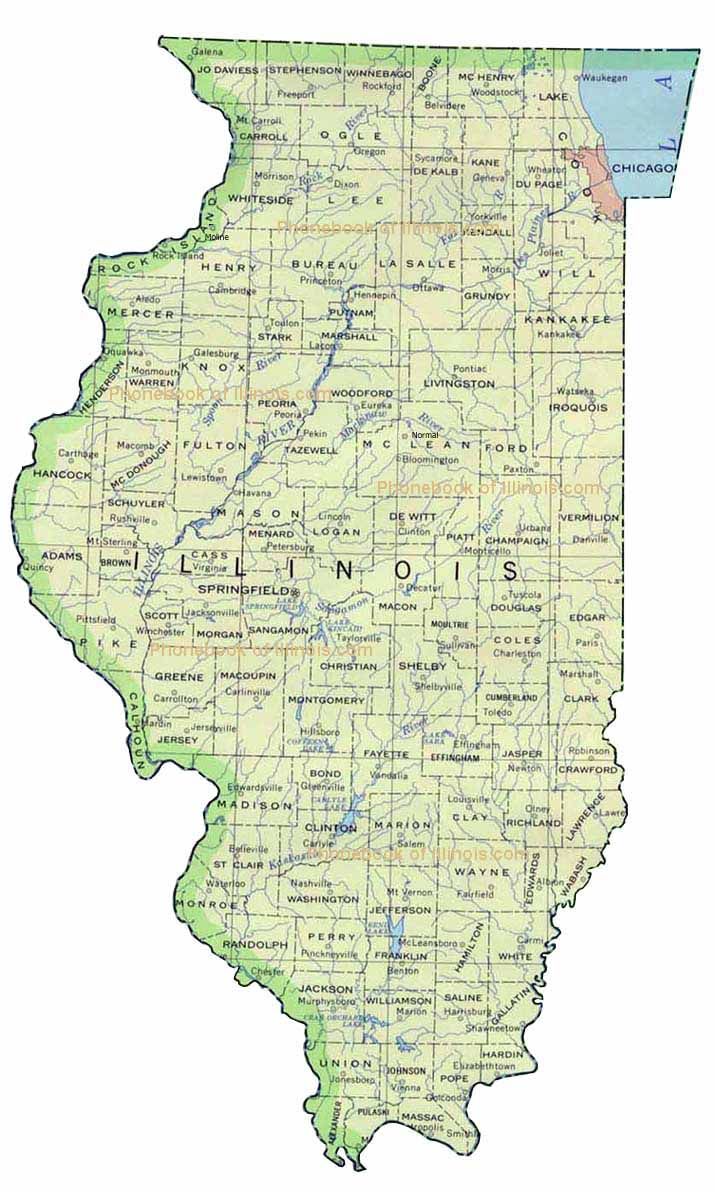 Map of Illinois by Phone Book of the World.com Illinois World Map on illinois statehood, illinois travel, illinois maps online, illinois places, illinois usa, illinois colors, illinois water, illinois home, illinois st, illinois people, illinois atlas, illinois state, il state map, rockford il map, illinois animals, illinois history, lincoln park chicago neighborhood map, illinois river towns,