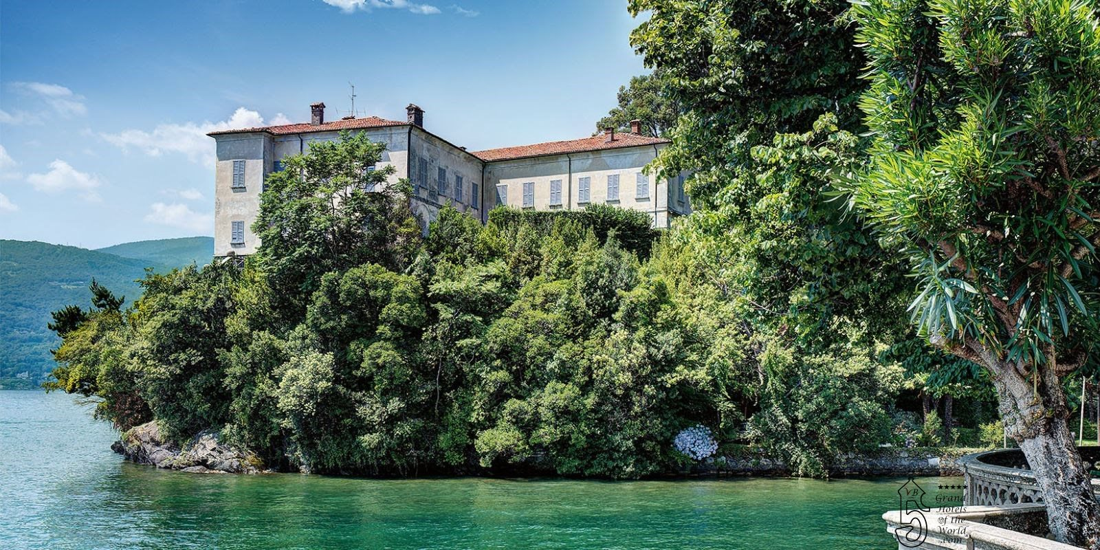 Grand Hotel Majestic in Verbania