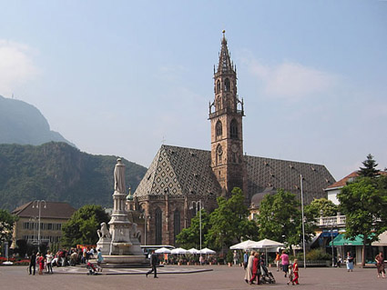 Pictures of Bolzano
