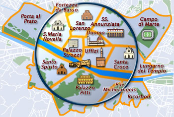 Florence Hotel Pages by Phonebook of the Worldcom