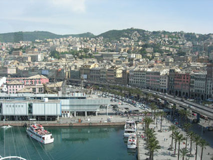 Pictures of Genoa