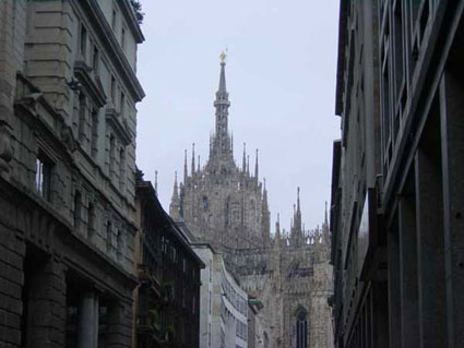 Pictures of Milan