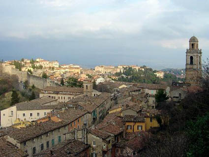 Pictures of Perugia