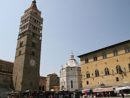 Pictures of Pistoia