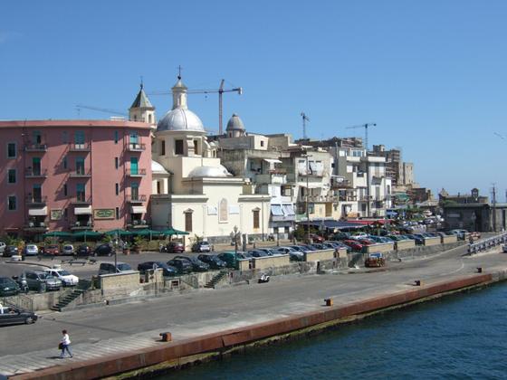 Pozzuoli Italy  City new picture : Pozzuoli Italy
