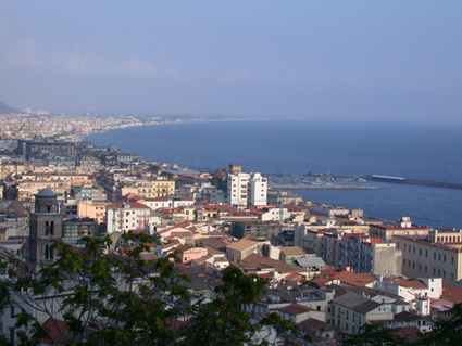Pictures of Salerno