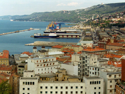 Pictures of Trieste