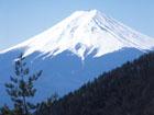 Fuji San 3776m, highest mountain of Japan
