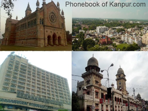 telephone directory kanpur