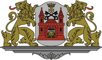 website of the City Administation of Riga