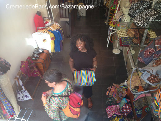 Bazarapagne Pop Up Store at Cremerie de Paris
