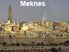 Pictures of Meknes