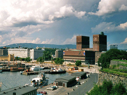 Pictures of Oslo