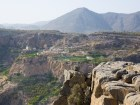 Jebel Akhdar, highest point of Oman