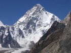 Mount Godwin Austen, highest point of Pakistan