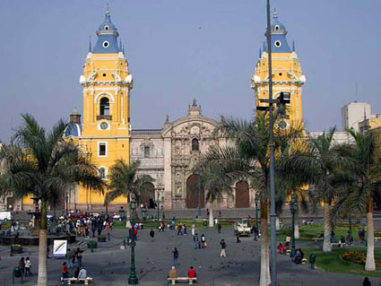 Pictures of Lima