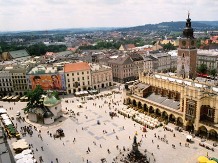Pictures of Krakow