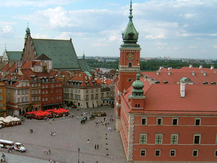 Pictures of Warsaw