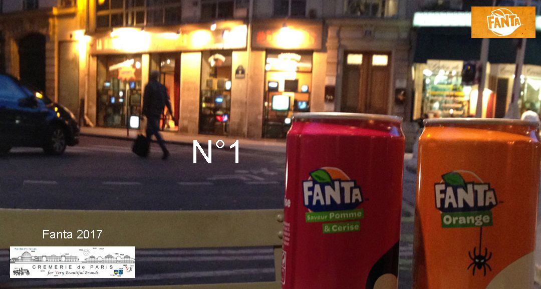 Fanta Pop Up Store at the Phone Book of the World