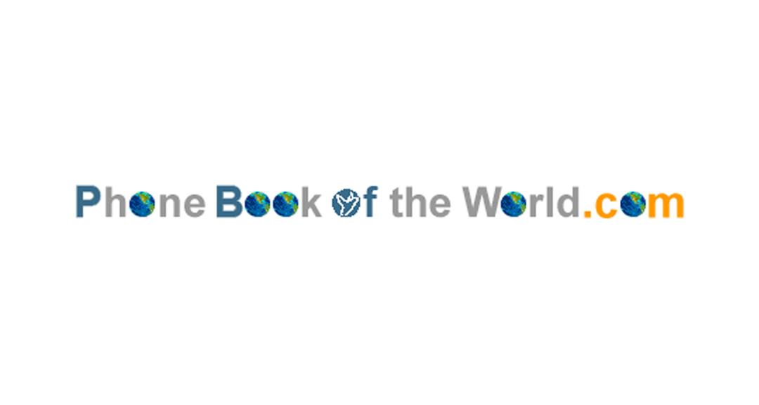 Logo Phone Book of the World.com