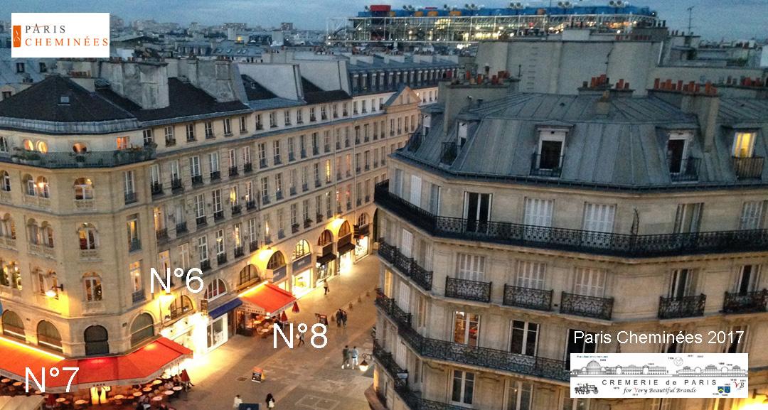Paris Cheminees Pop Up Store