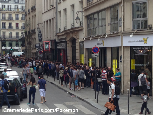 Pokemon Pop Up Store at Cremerie de Paris. Pokemon is a brand from Tokyo. The store was designed by Thierry Bisseliches, My Pop Up Store  with the help of the famous Pop Up decorator Ann Anquetil, Agence Anne