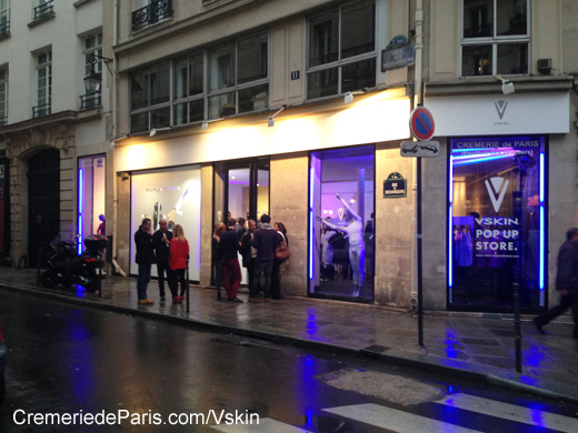 iconic pop up stores at cremerie de paris home of the phone book of the. Black Bedroom Furniture Sets. Home Design Ideas
