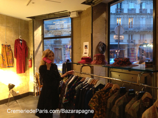 Bazarapagne Pop Up Store