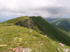 Midzor, highest mountain of Serbia