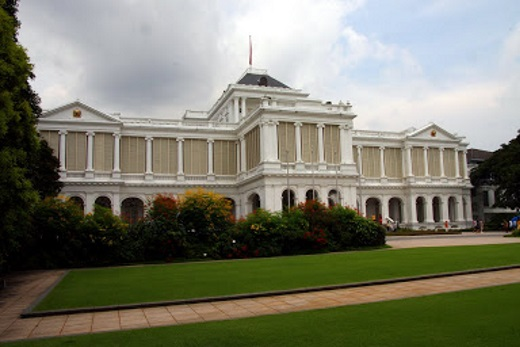 Seat of the President of Singapore