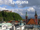 Pictures of Ljubliana
