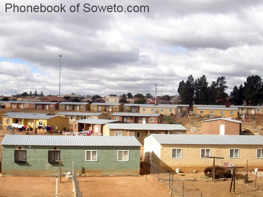Pictures of Soweto