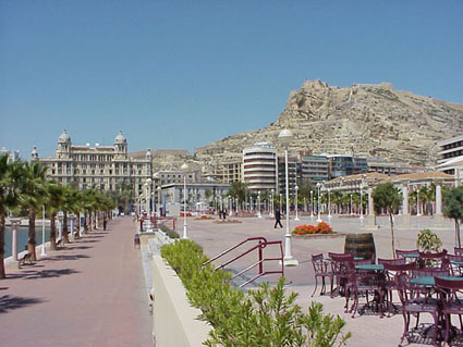 Pictures of Alicante