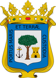 website of the city of Huelva  - el web de la ciudad de Huelva